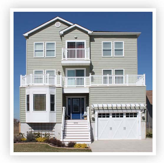 3 storey house w t hannan builders brigantine new homes 10029