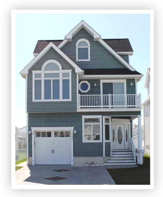 W T Hannan Builders Brigantine New Homes